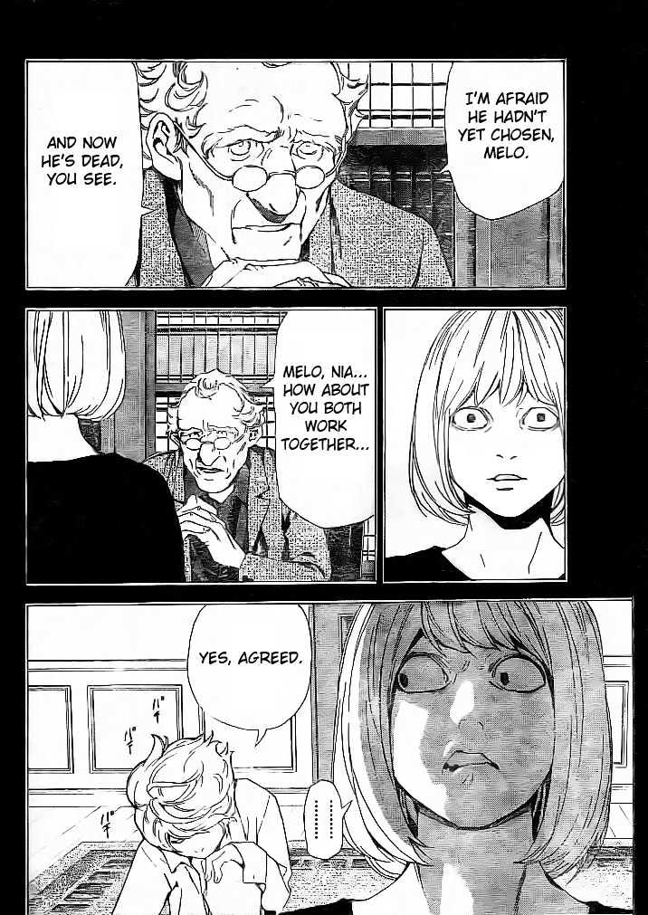 Death Note - chapter 61 - #5