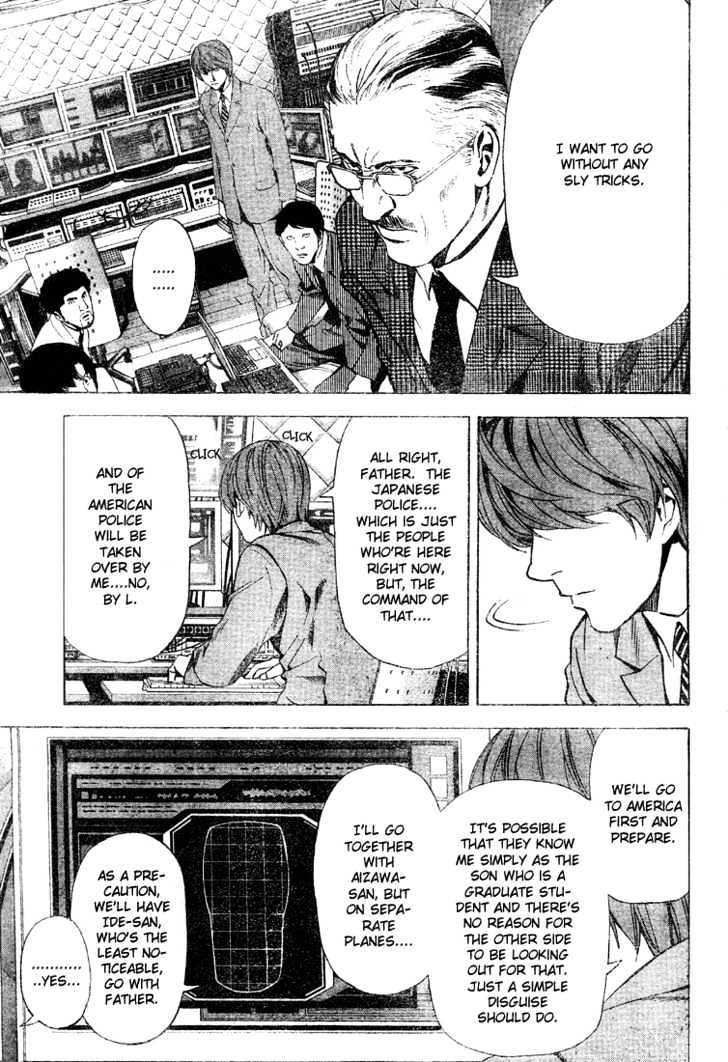 Death Note - chapter 63 - #5