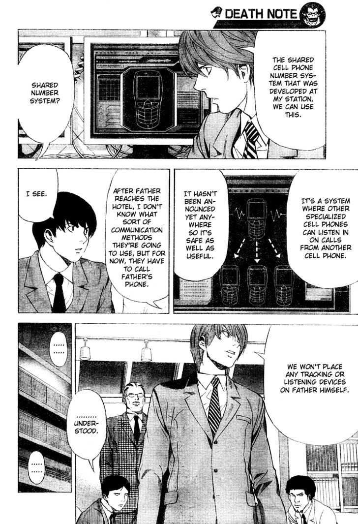 Death Note - chapter 63 - #6