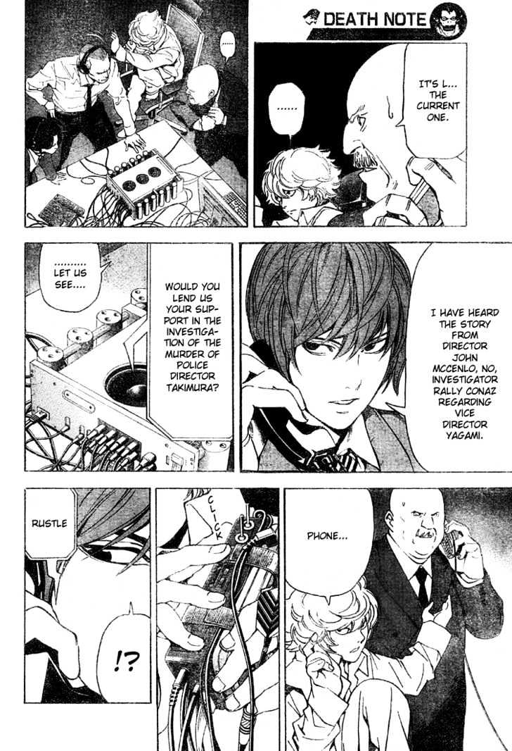 Death Note - chapter 63 - #8