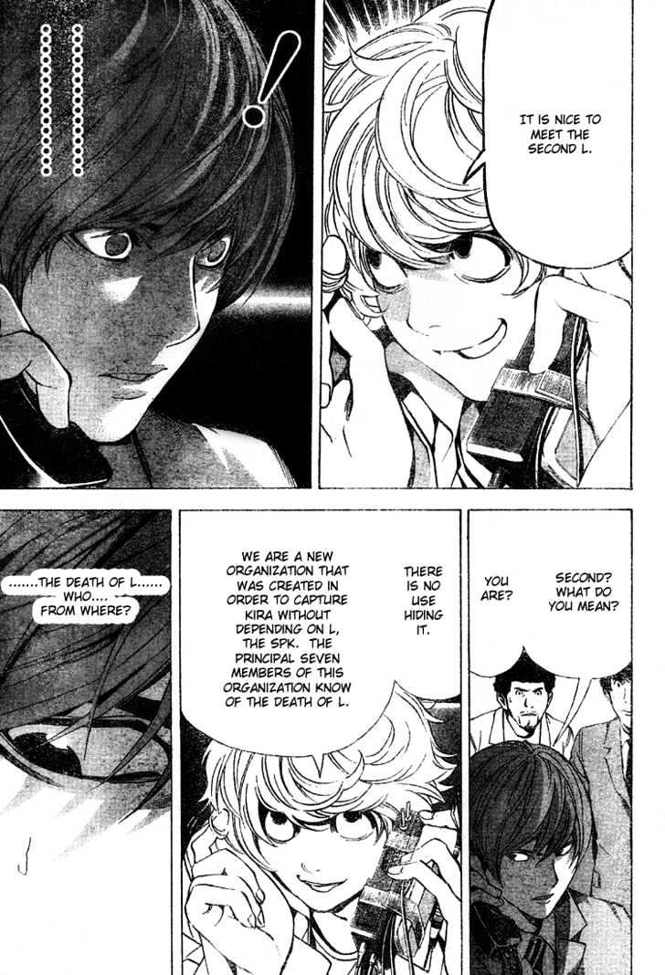 Death Note - chapter 63 - #9