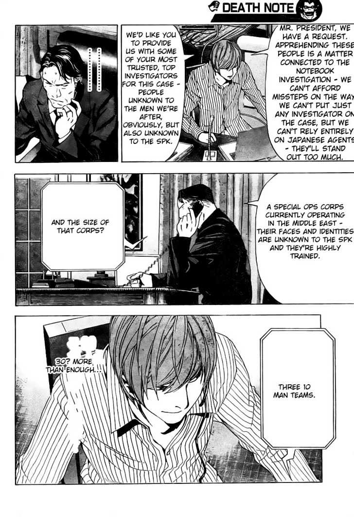 Death Note - chapter 68 - #13