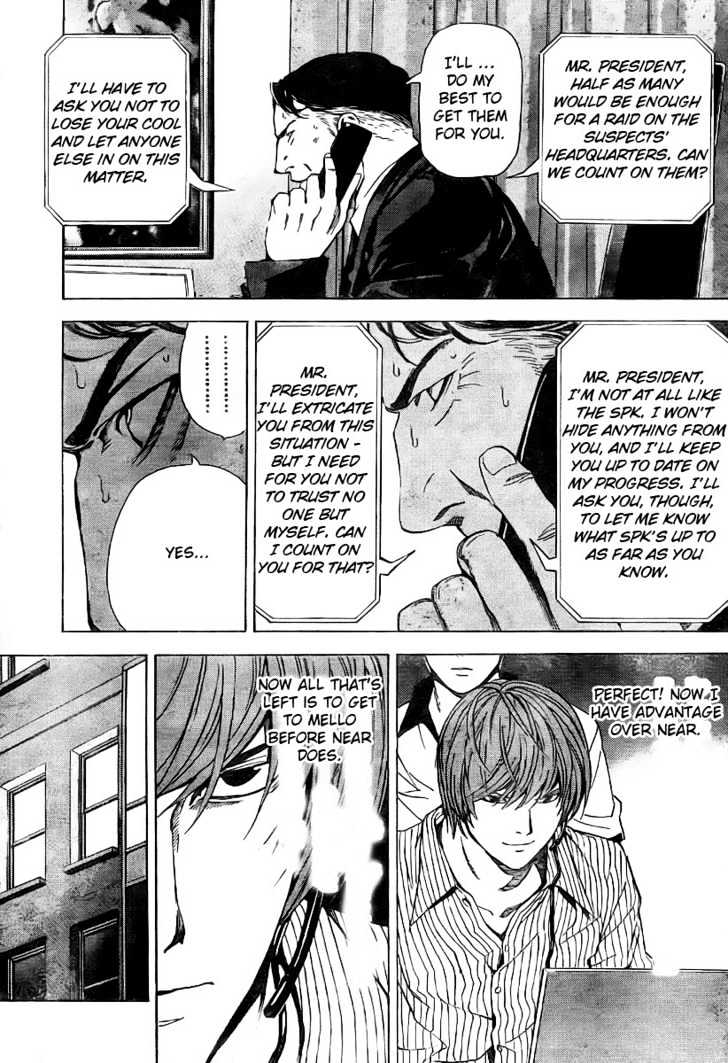Death Note - chapter 68 - #14