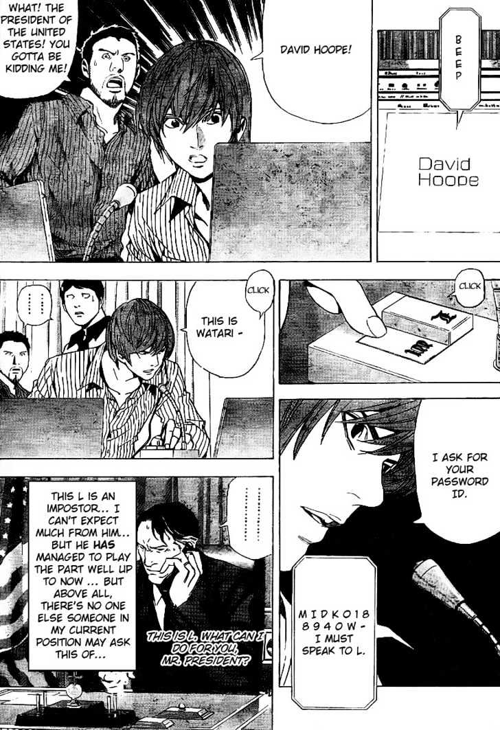 Death Note - chapter 68 - #8
