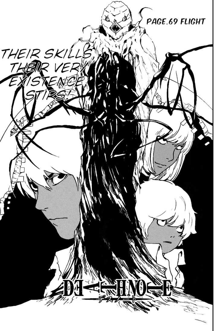 Death Note - chapter 69 - #2