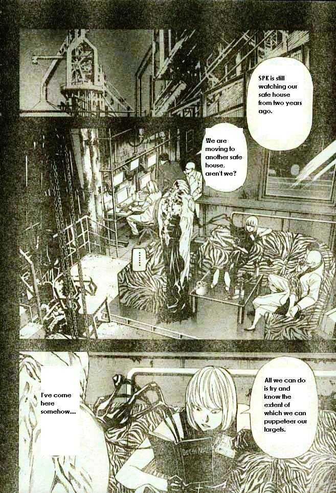 Death Note - chapter 70 - #4