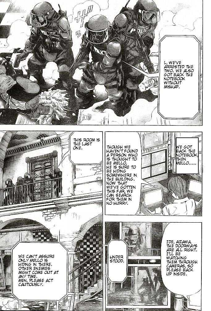 Death Note - chapter 73 - #9