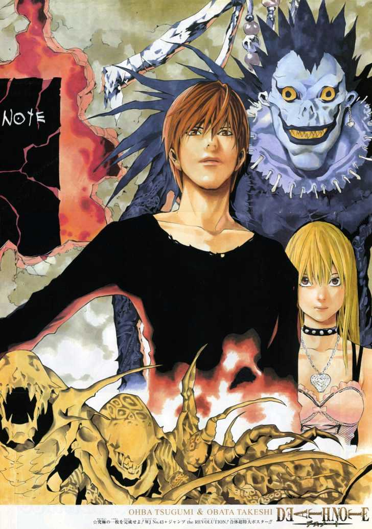 Death Note - chapter 80 - #1