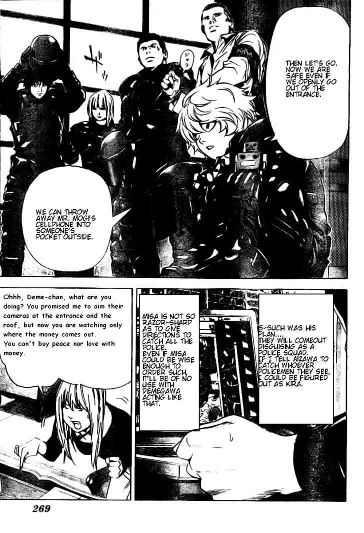 Death Note - chapter 80 - #11