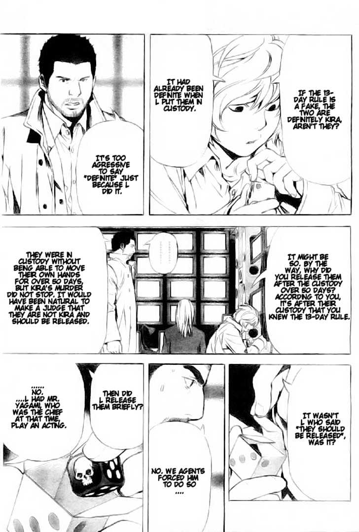 Death Note - chapter 82 - #11