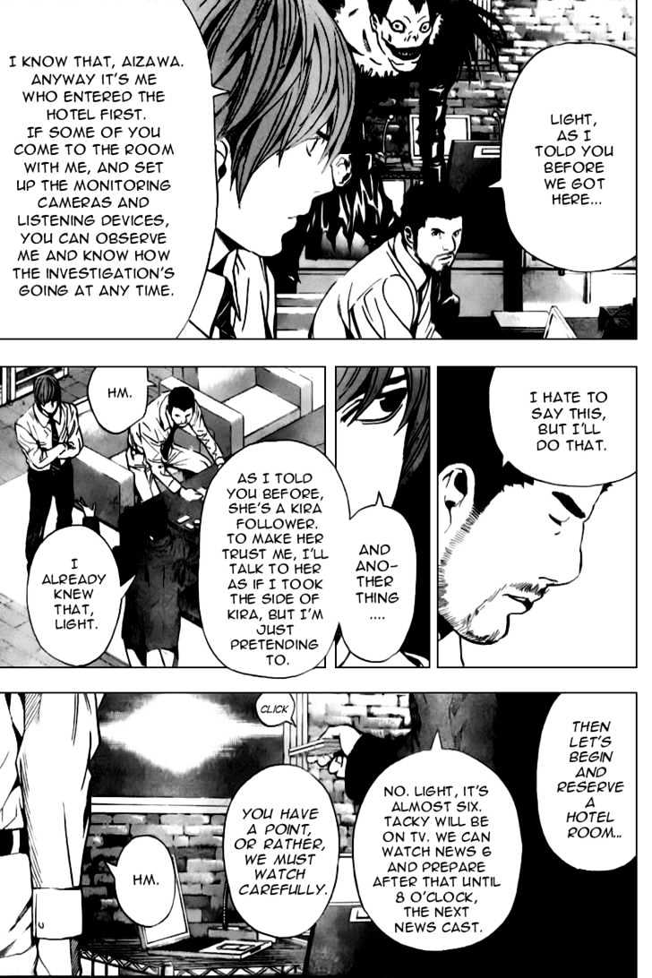 Death Note - chapter 87 - #10