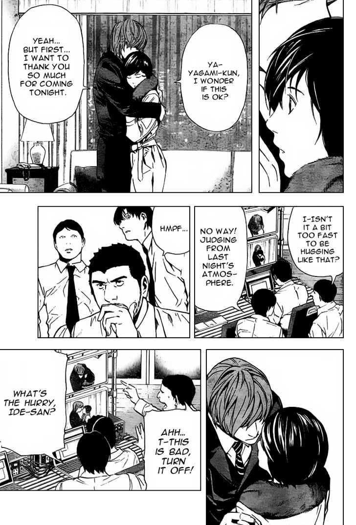 Death Note - chapter 88 - #10