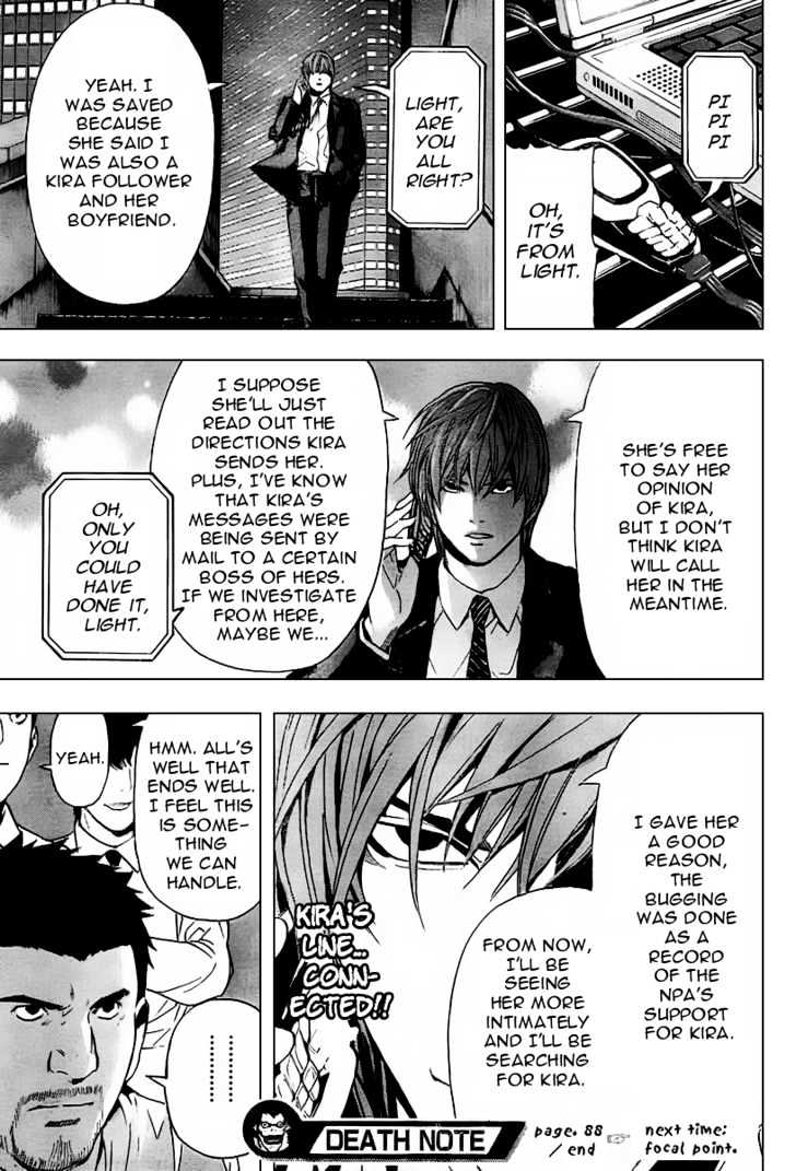 Death Note - chapter 88 - #20
