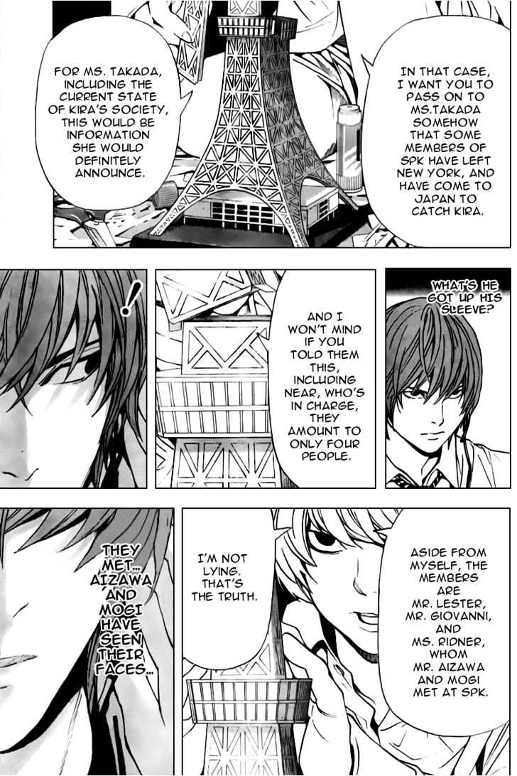 Death Note - chapter 89 - #12