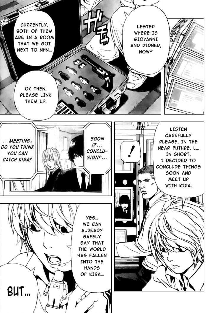 Death Note - chapter 90 - #4