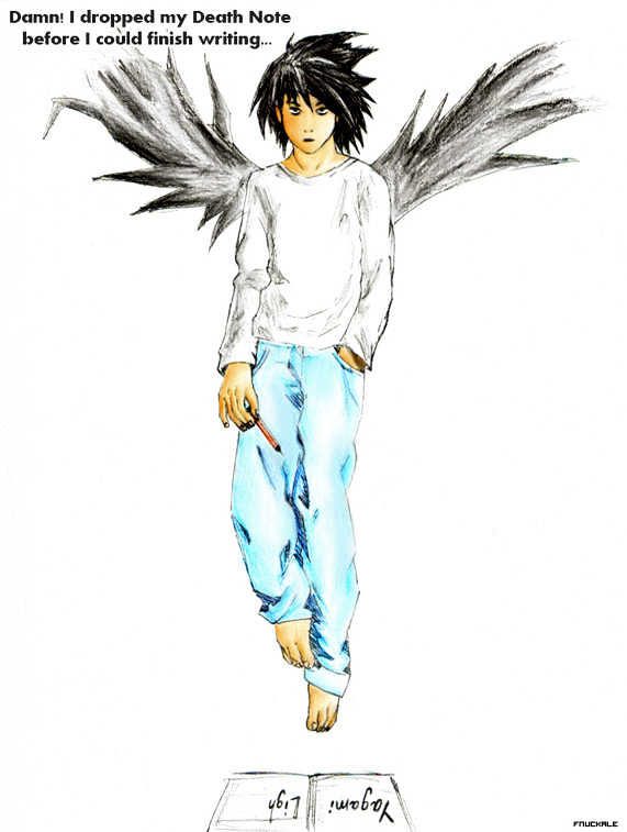 Death Note - chapter 92 - #22