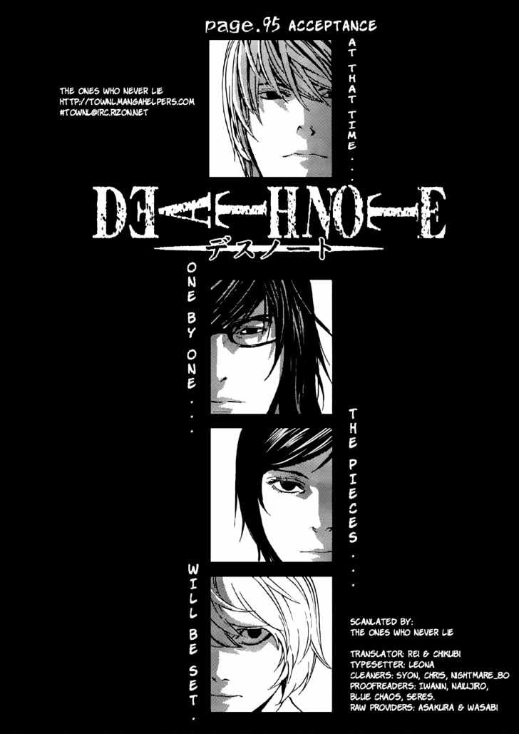 Death Note - chapter 95 - #3