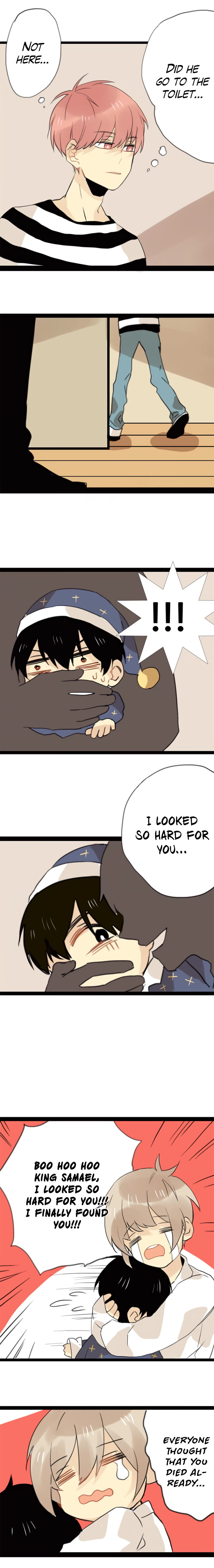 Demon King, your big brother wants you home for dinner. - chapter 17 - #2