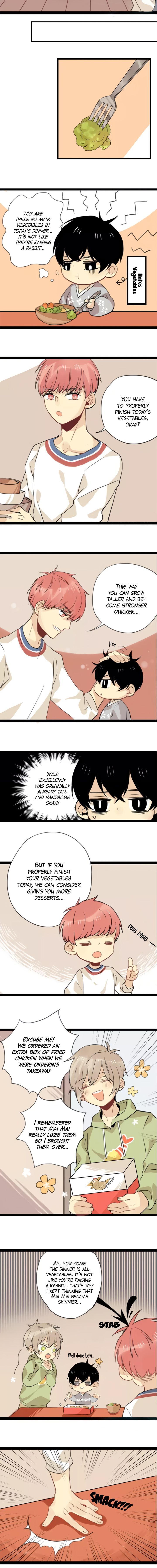 Demon King, your big brother wants you home for dinner. - chapter 20 - #2