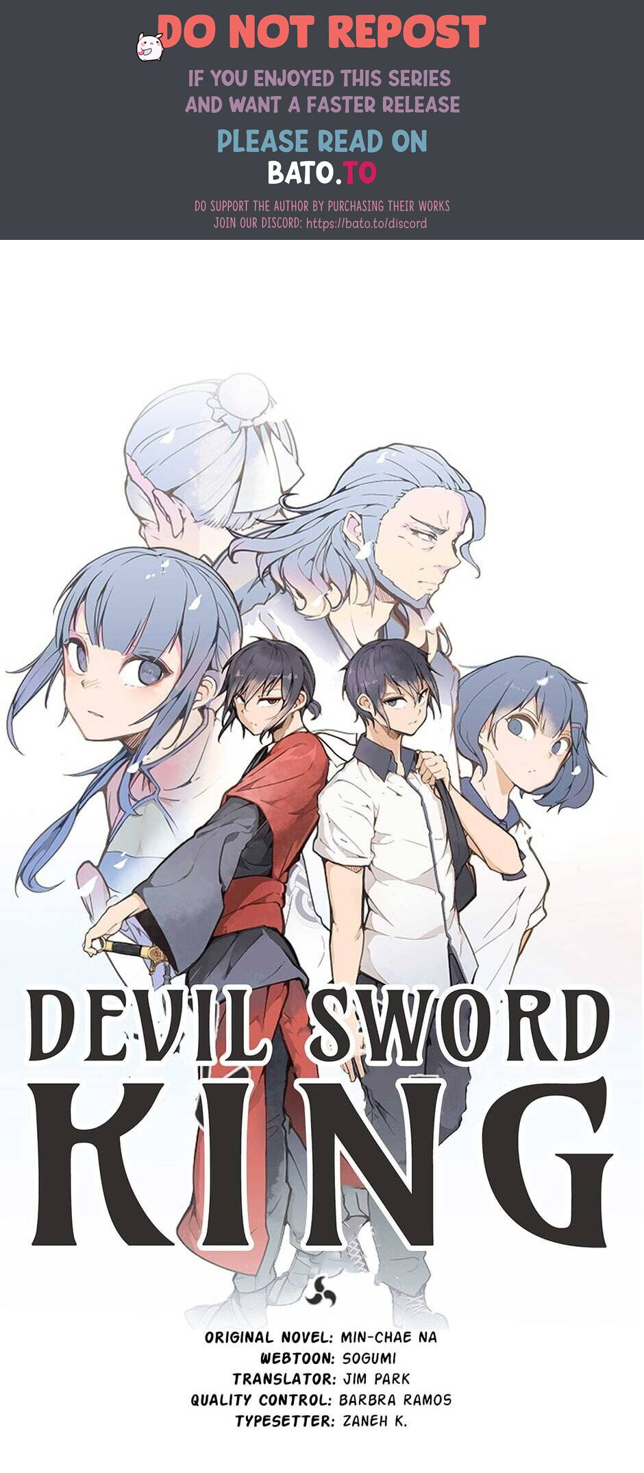 Devil Sword King - chapter 196 - #1
