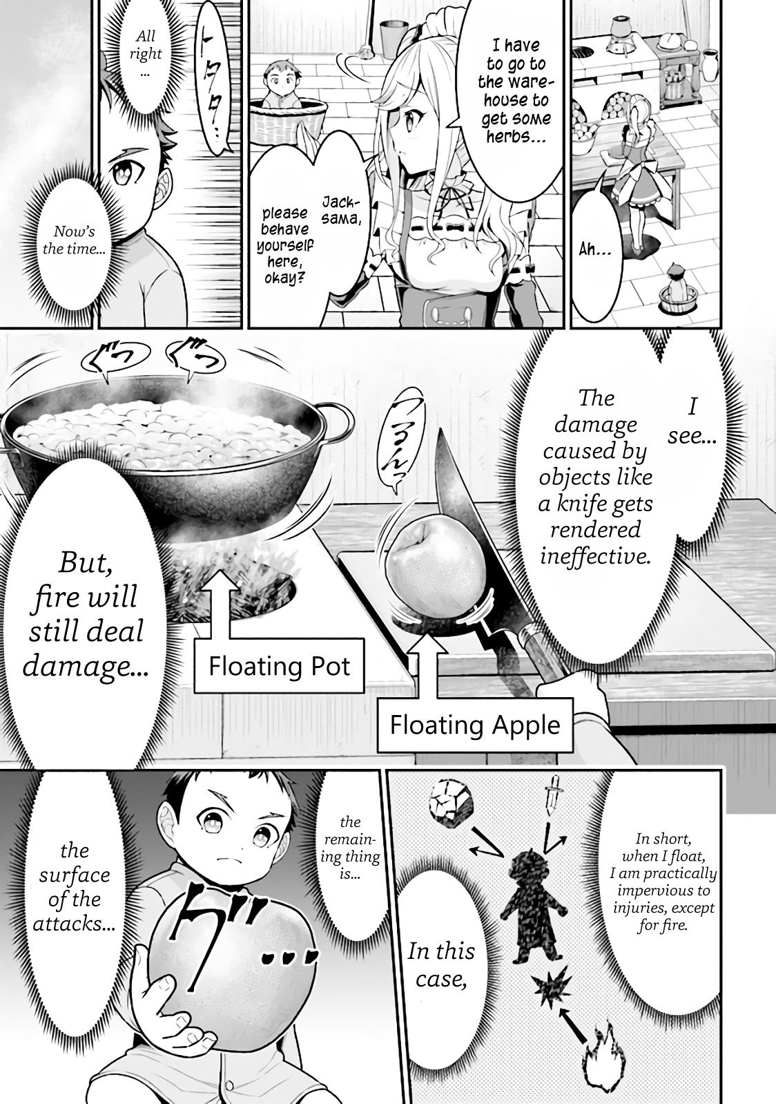 Did You Think You Could Run After Reincarnating, Nii-san? - chapter 1.2 - #3