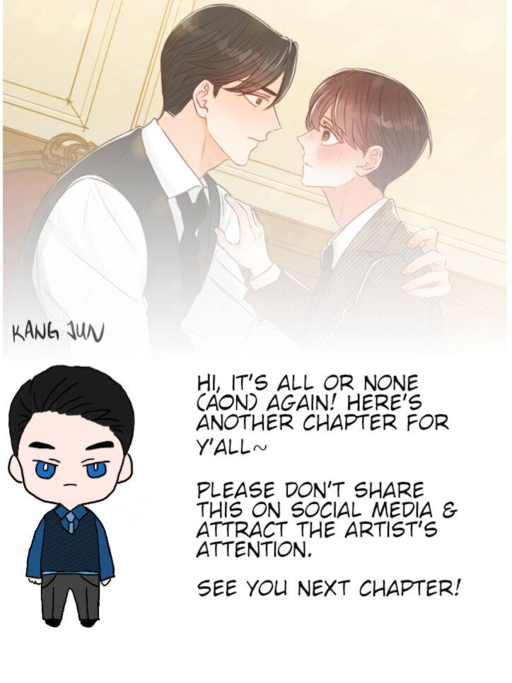Disguised As A Male Secretary - chapter 34 - #1