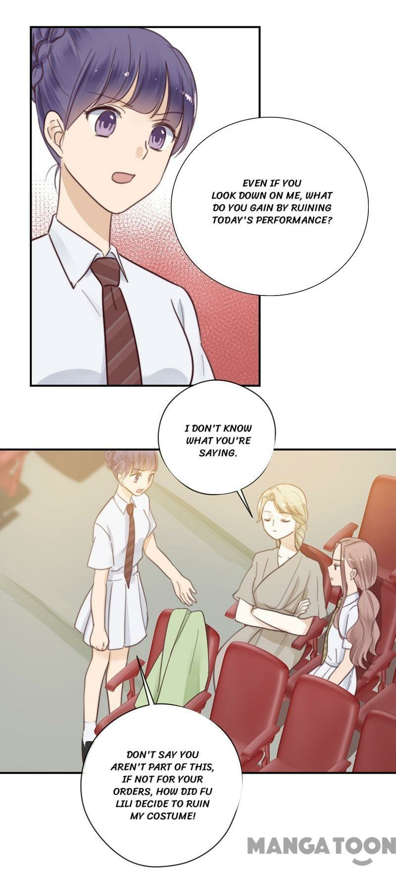 Don't Flirt Me, Lord Angel - chapter 42 - #3