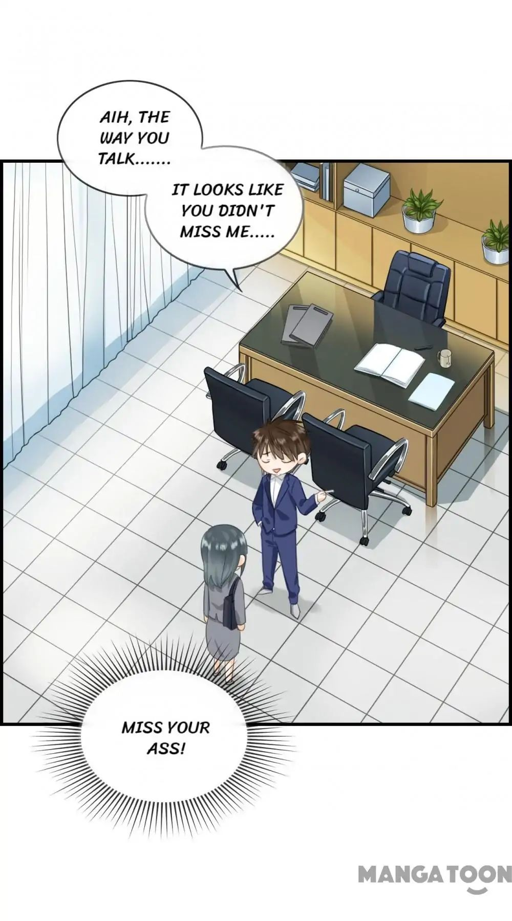 Don't Flirt With Me, CEO - chapter 31 - #1