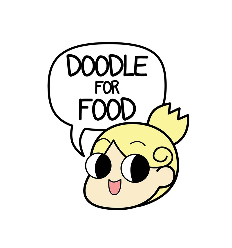 Doodle For Food - chapter 349 - #1