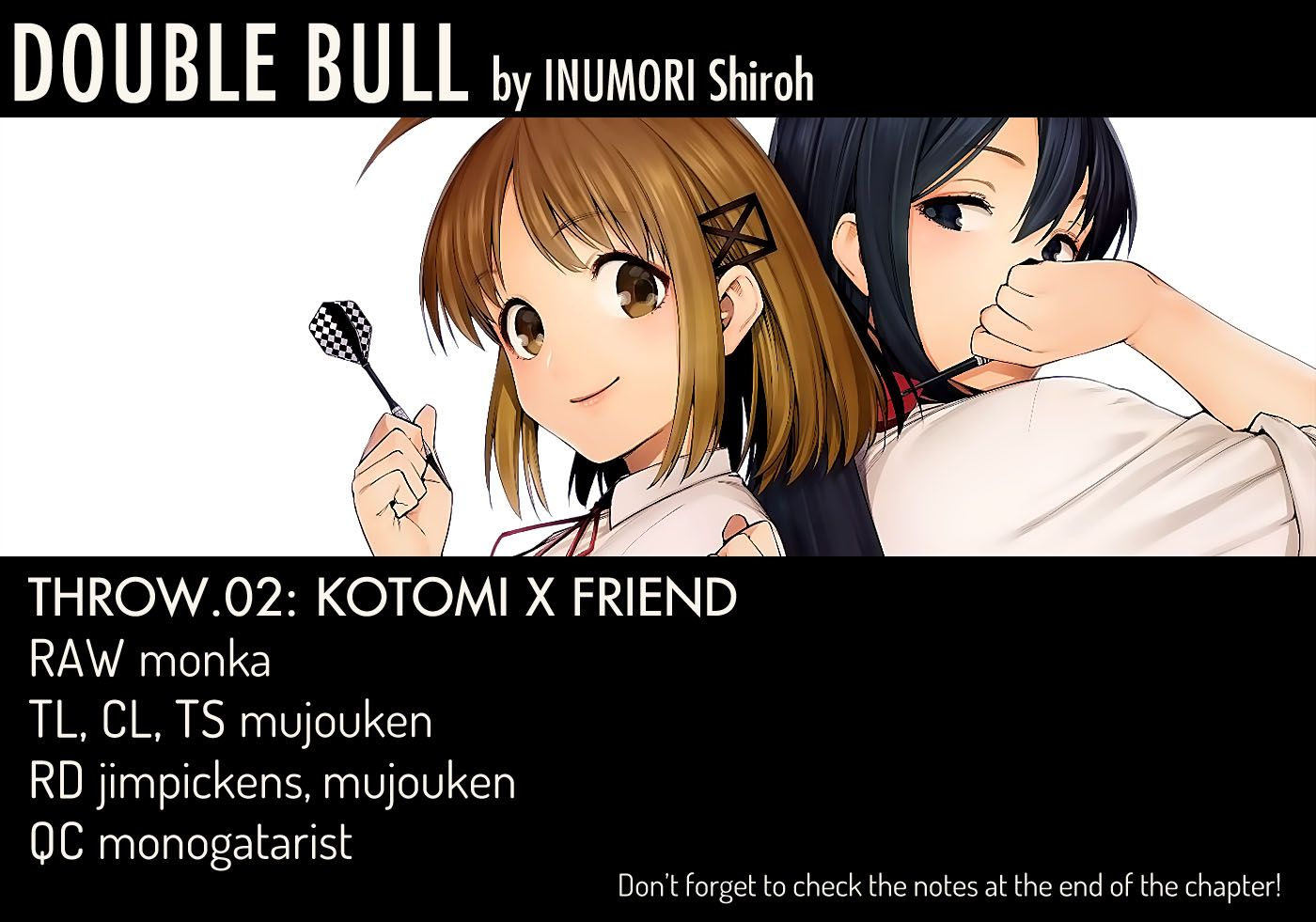 Double Bull - chapter 2 - #1