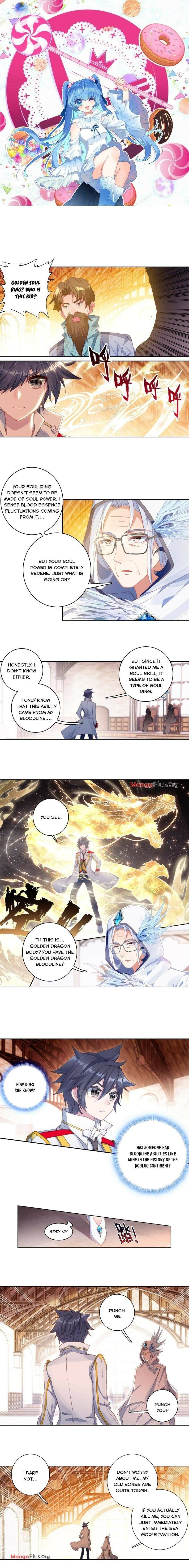 Douluo Dalu 3: The Legend of the Dragon King - chapter 193 - #1