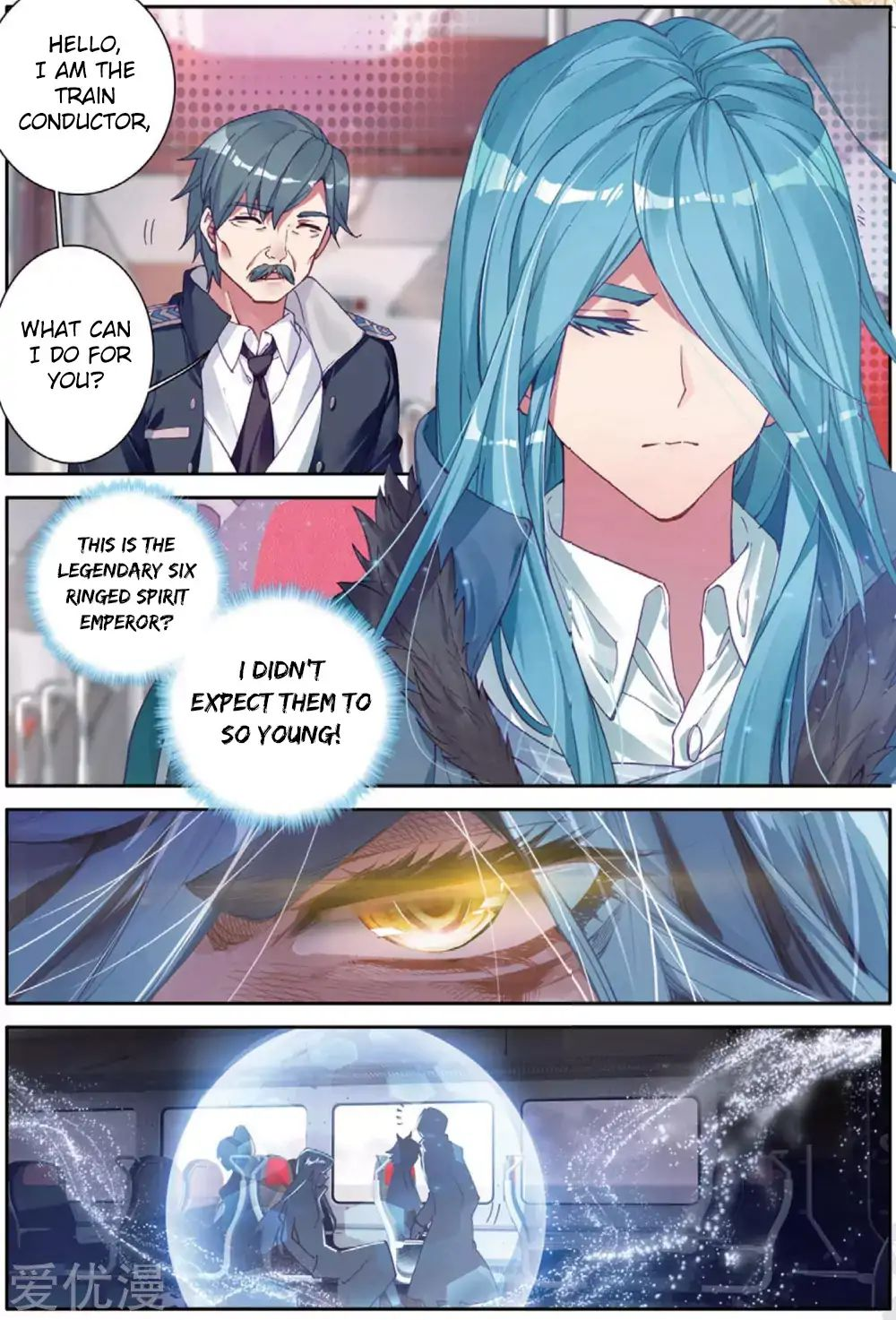 Douluo Dalu 3: The Legend Of The Dragon King - chapter 73 - #3