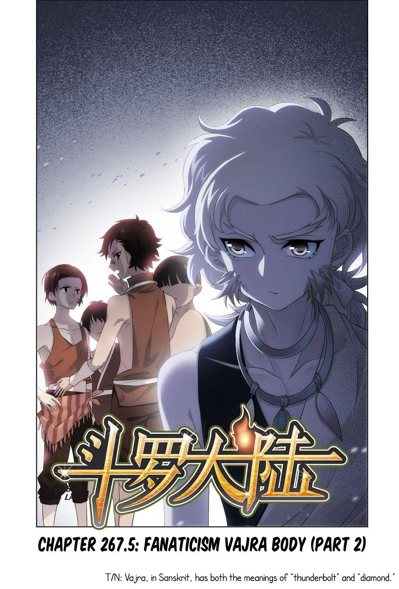 Doulou Dalu - chapter 267.5 - #2