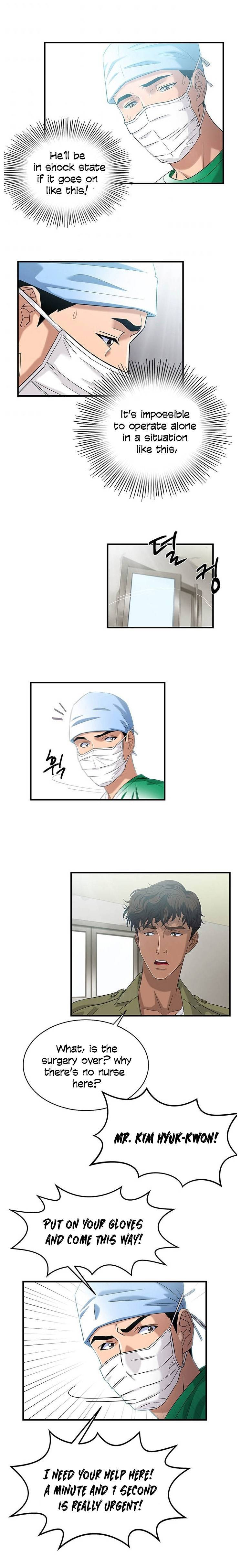 Dr. Choi Tae-Soo - chapter 34 - #3