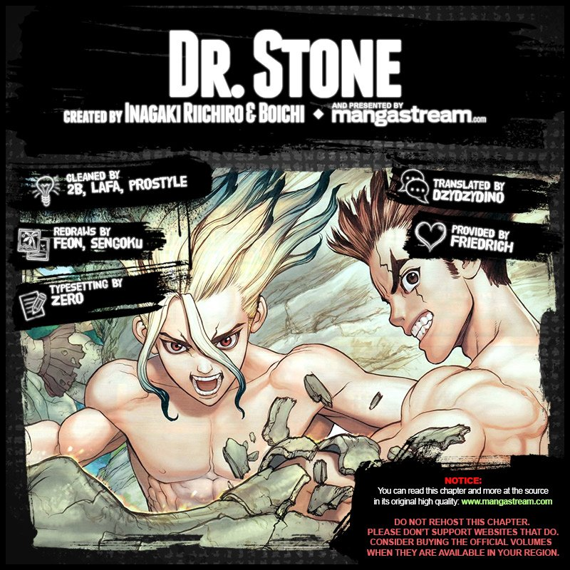 Dr. Stone - chapter 104 - #2