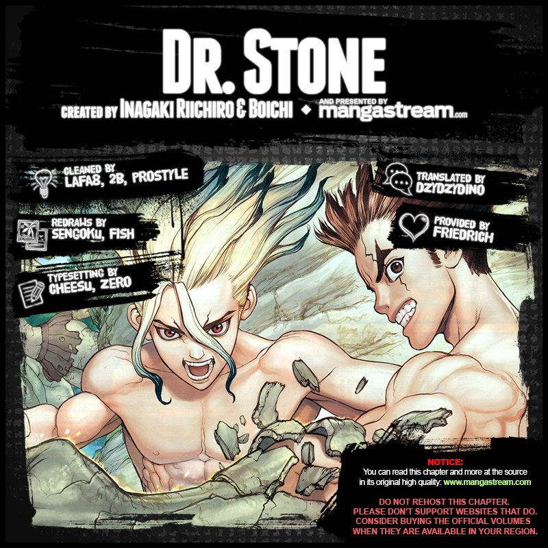 Dr. Stone - chapter 106 - #2