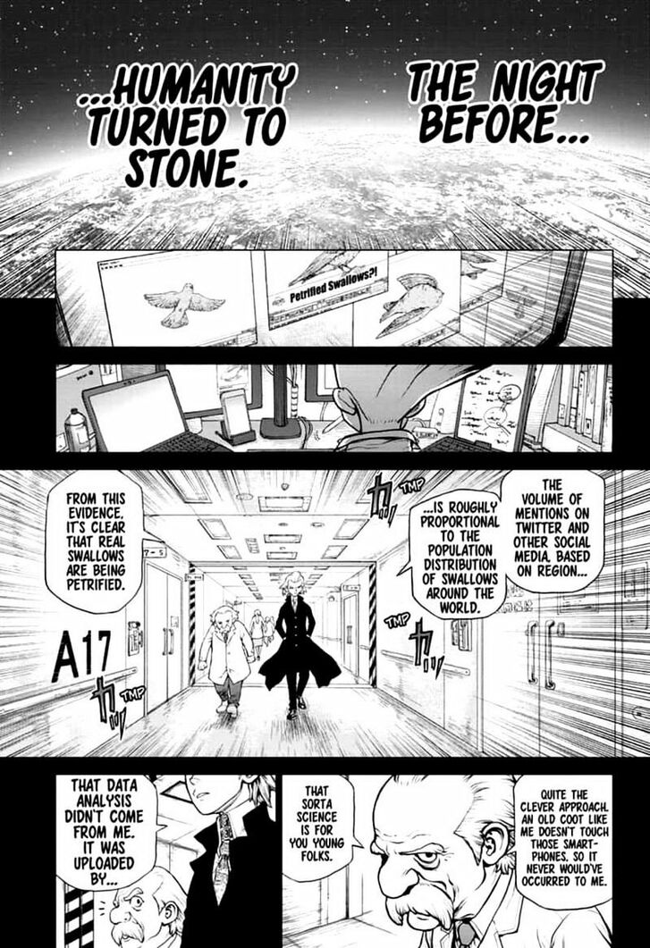 Dr. Stone - chapter 157 - #1