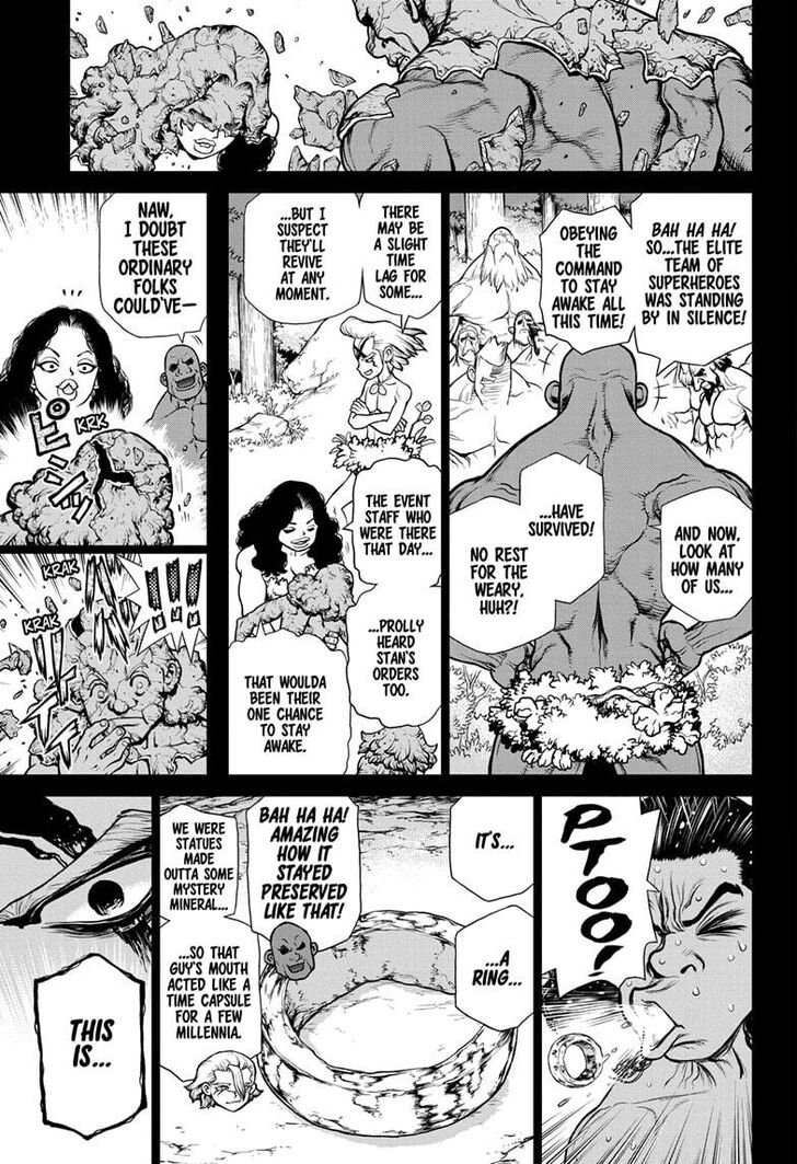 Dr. Stone - chapter 158 - #3