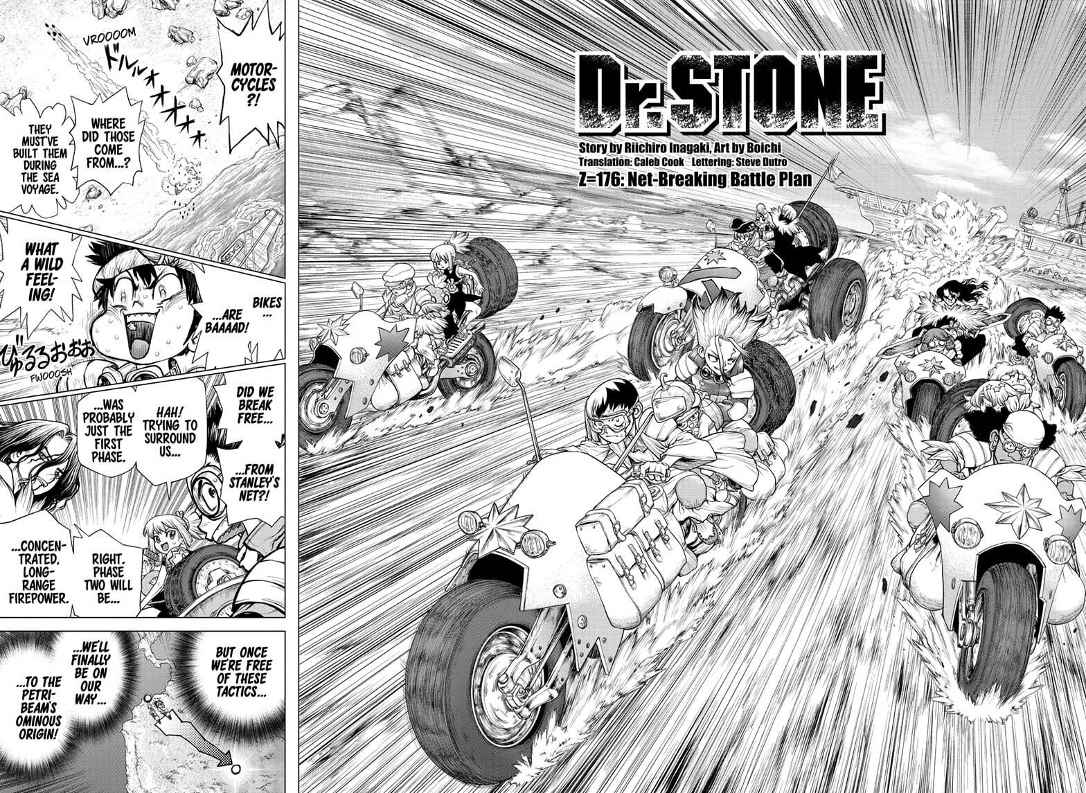 Dr. Stone - chapter 176 - #2