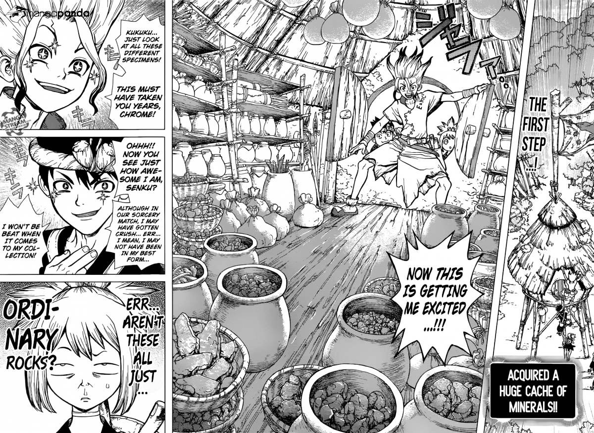 Dr. Stone - chapter 19 - #2