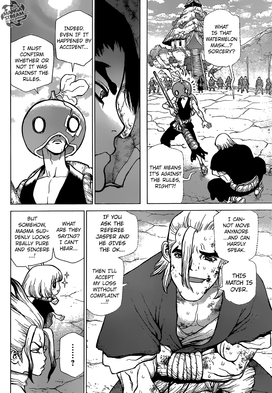 Dr. Stone - chapter 36 - #3