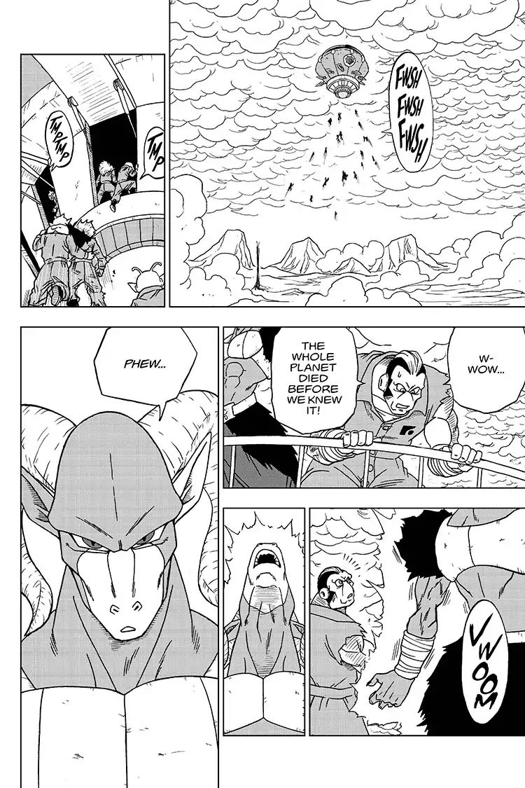 Dragon Ball Super - chapter 51 - #2