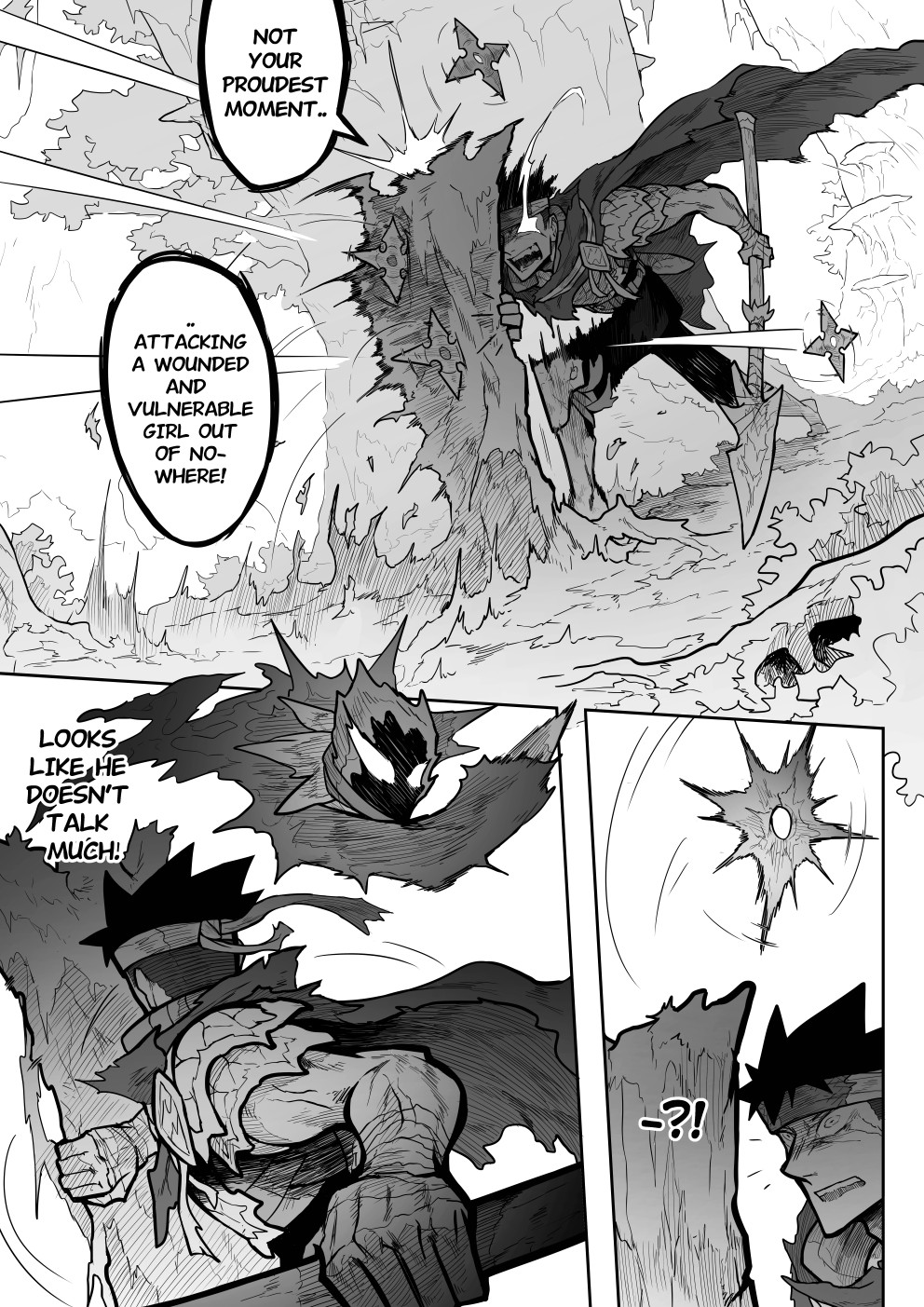 Dragon Claw - chapter 5 - #2