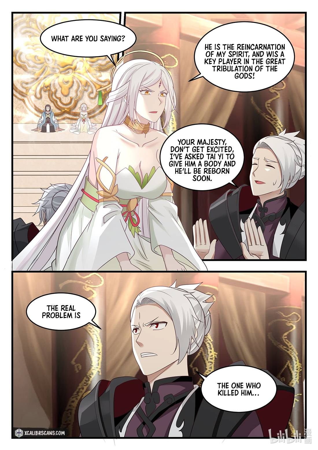 Dragon throne - chapter 17 - #2