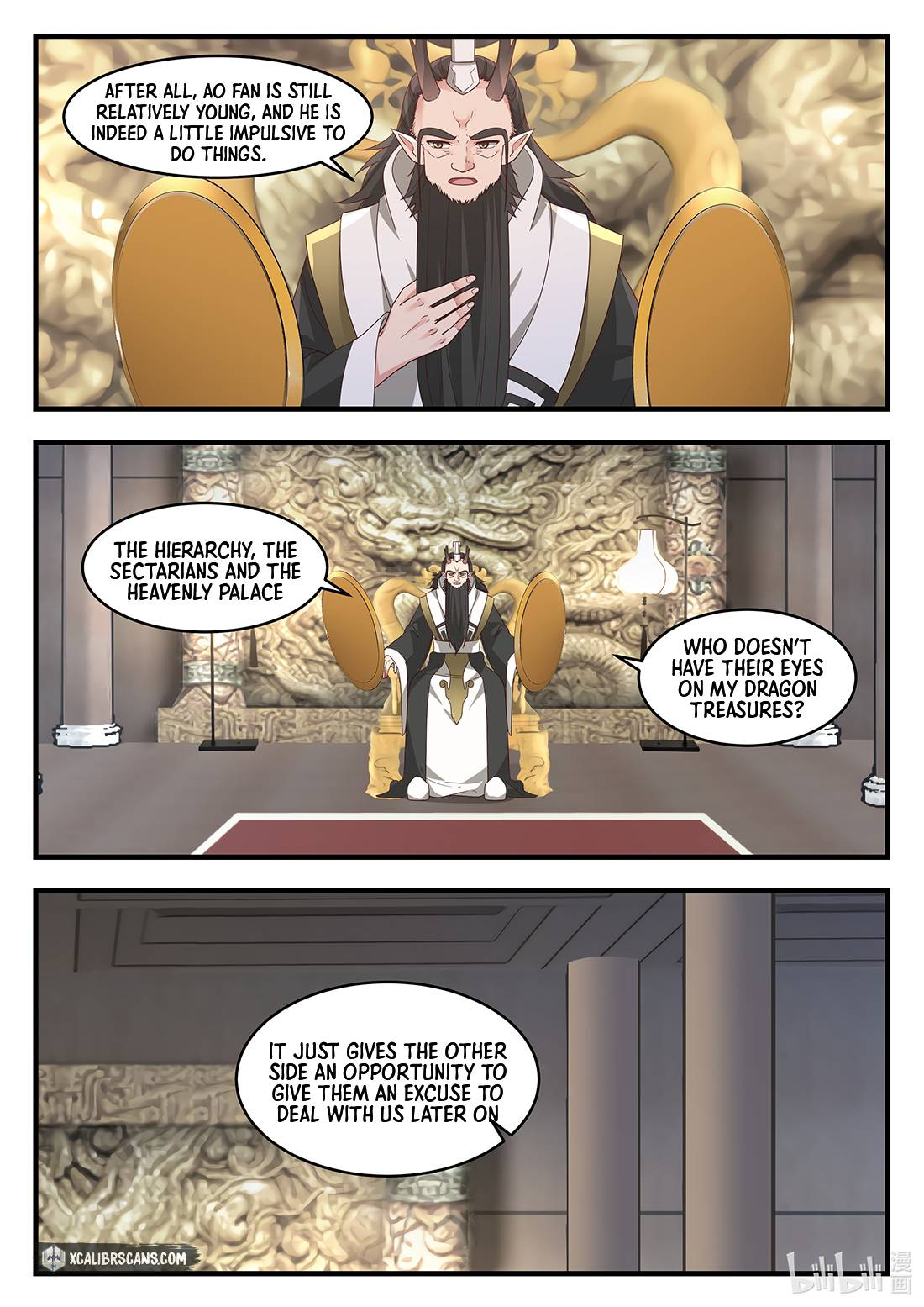 Dragon throne - chapter 19 - #3