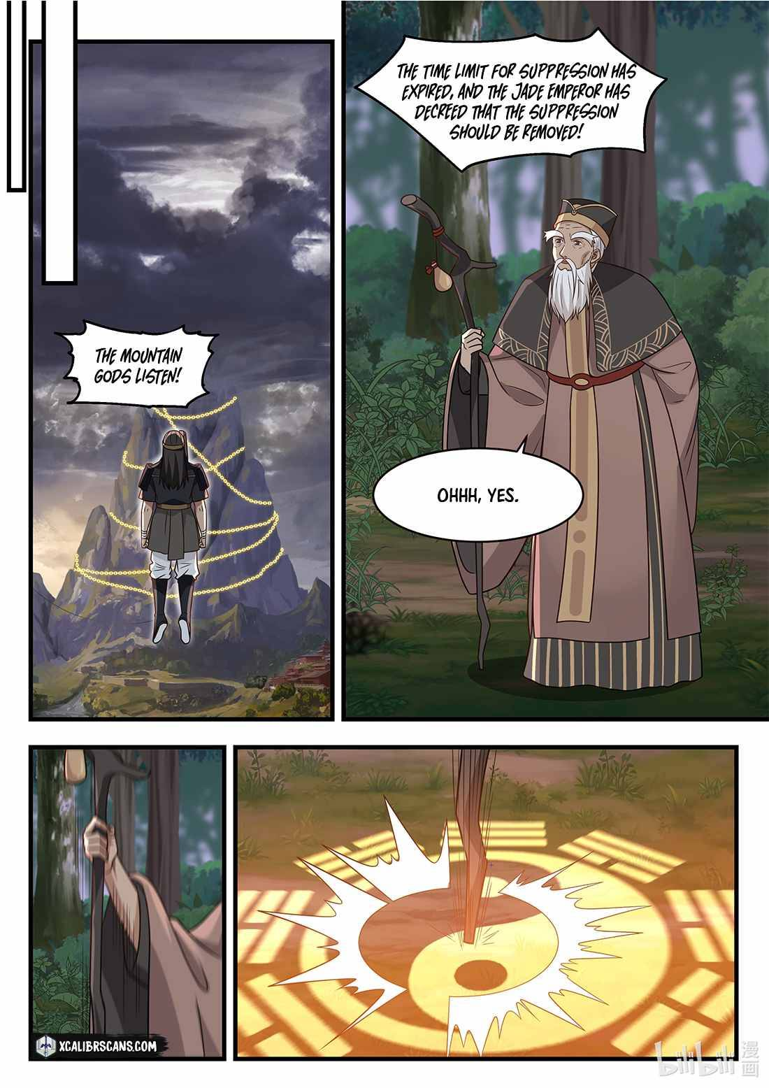 Dragon throne - chapter 32 - #2