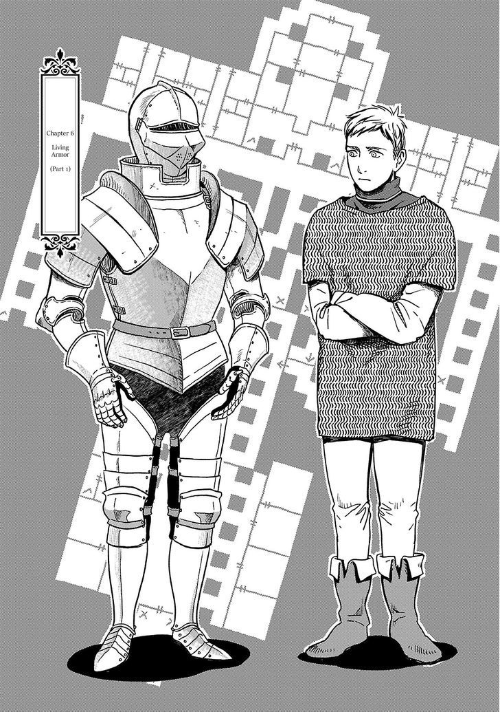 Dungeon Meshi - chapter 6 - #1