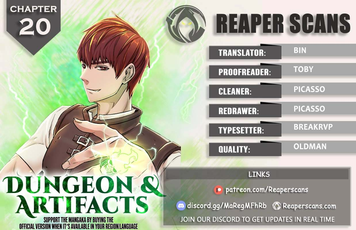 Dungeons & Artifacts - chapter 20 - #1