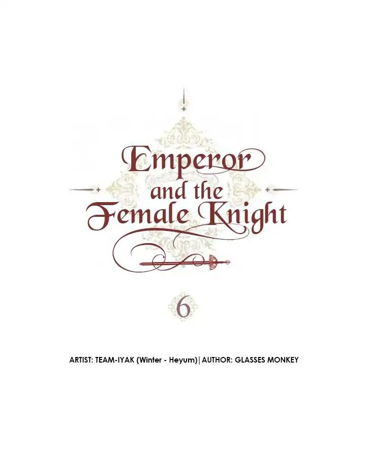 Emperor And The Female Knight - chapter 6 - #2