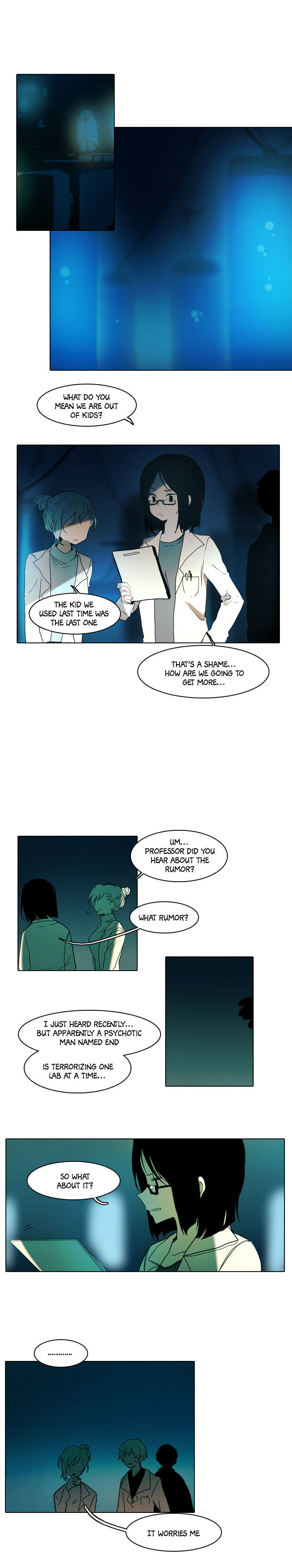 End and Save - chapter 7 - #2